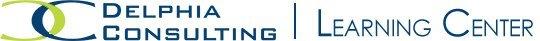 Delphia Consulting Learning Center Logo