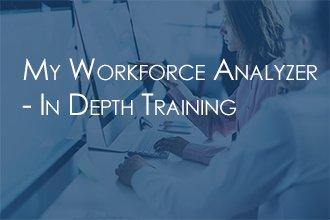My Workforce Analyzer Training
